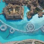 Dubai Fountain – a világ legnagyobb szökőkútja
