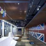 Az új londoni Google irodaház