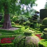 A Levens Hall varázslatos kertje – Nagy-Britannia