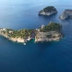 Eladó a meseszép olaszországi Li Galli szigetcsoport