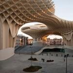 Metropol Parasol – a legnagyobb fából épült szerkezet a világon