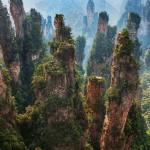 Zhangjiajie Nemzeti Erdő Park – az UNESCO Világörökség része