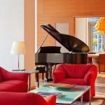 Frank Gehry penthouse: 13 millió/hó + rezsi