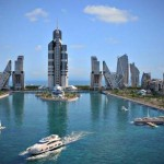 1050 méter magas felhőkarcolót terveznek Azerbajdzsánban
