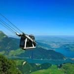 Páratlan utazás a svájci Alpokban