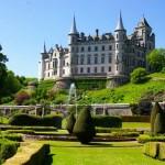 Dunrobin kastély – a Sutherland grófok rezidenciája