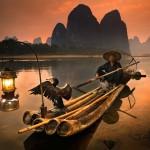 A tradicionális kormoránhalászat
