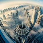 A nap képe – Felhőváros, Dubai