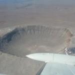 Meteor-kráter – hatalmas becsapódás nyoma Arizonában