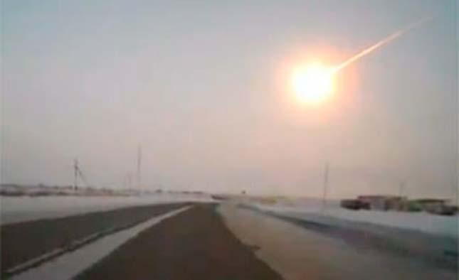 Meteor robbant fel Oroszország felett