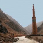 Jam minaretje – emlékhely 1900 méteres magasságban