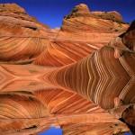 A Paria-kanyon megkövült homoktengere