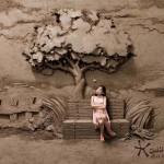 Joo Heng Tan lenyűgöző homokszobrai