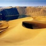 Badain Jaran – varázslatos ázsiai sivatag