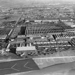 Titkos katonai létesítmény a 40-es évekből