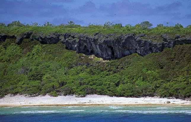 A csendes-óceáni Henderson-sziget