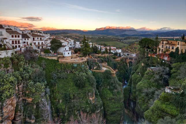Spanyolország - Ronda