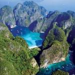 A csodálatos Phangngai öböl