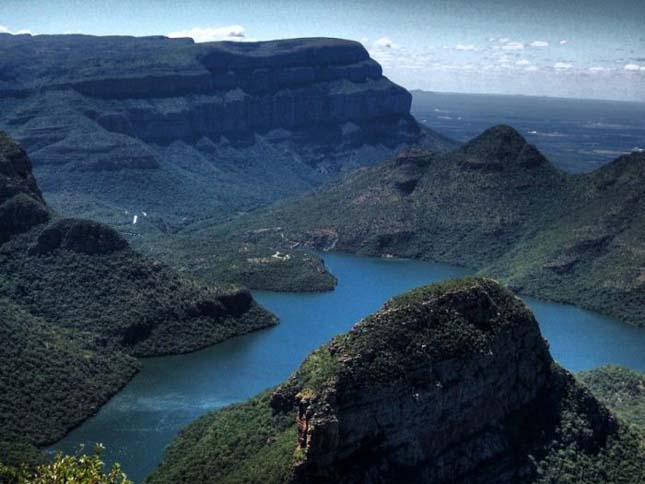 Blyde River Canyon, Afrika