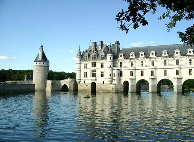 Chenonceau kastély