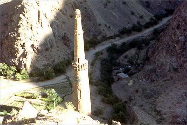 Dzsam minaret