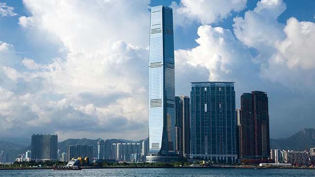 International Commerce Center, Hong-Kong