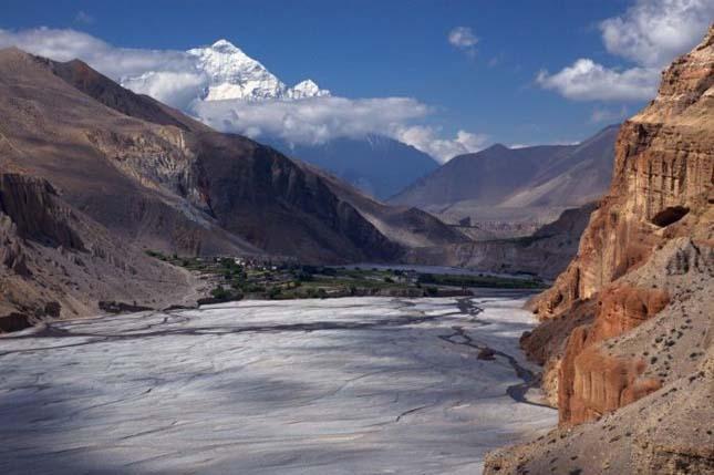 Kali Gandaki Gorge, Nepál