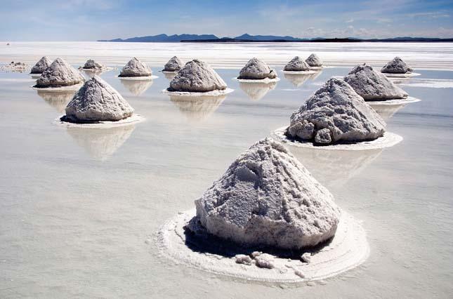 Salar de Uyuni a világ legnagyobb sómezője10