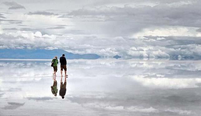 Salar de Uyuni a világ legnagyobb sómezője4
