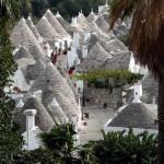 Alberobello – bájos olasz kisváros