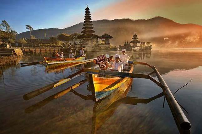 Indonézia: Jáva, Bali