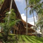Green village – környezetbarát bambuszházak Balin
