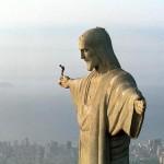 A nap képe – Felix Baumgartner Krisztus kezében