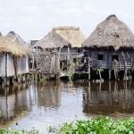 Ganvié – a cölöpökre épült falu