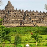 Borobudur – a világ legnagyobb buddhista templomegyüttese