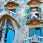 Casa Batlló – Gaudí szecessziós épülete