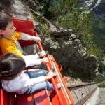Gelmerbahn – a legmeredekebb sikló a világon
