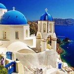 Santorini – Görögország mesés szigete