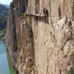 El Caminito del Rey – veszélyes hegyi ösvény