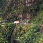 El Camino de la Muerte – halálút Bolíviában