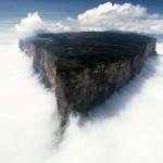 Roraima – a világ legmagasabb táblahegye