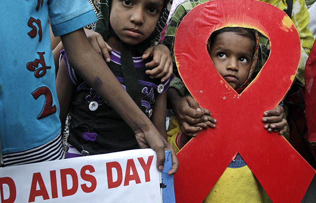 India World AIDS Day