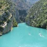 Verdon-szurdok – Franciaország természeti csodája