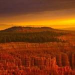 A Bryce Kanyon sziklaoszlopai