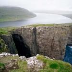 Sørvágsvatn – a Feröer-szigetek legszebb tava