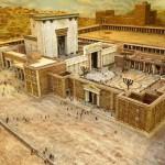 Harminc éve épül Nagy Heródes templomának makettje