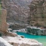 Wadi Shab – Omán természeti csodája