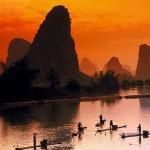 A Li-folyó festői tájai