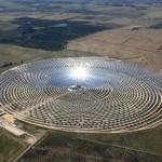 Hatalmas naperőmű épült Spanyolországban