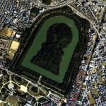 Nintoku császár kofunja – a legnagyobb síremlék Japánban